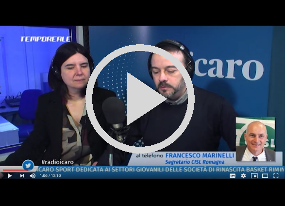 Radio Icaro: intervista a Francesco Marinelli
